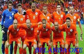 Belanda Kebocoran rumah dan Piala dunia 2014