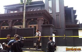 rumah ahmad dhani pondok indah