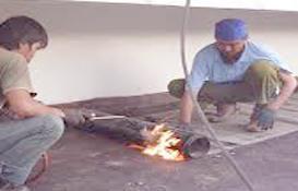 pemasangan membran bakar