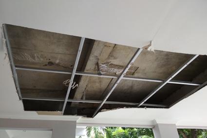 kebocoran atap dak beton