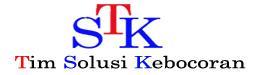 Tim Solusi Kebocoran (TSK) logo