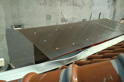 bocor atap tambahan